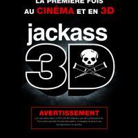 Jackass bientôt en 3D au cinéma ... l'affiche française du film