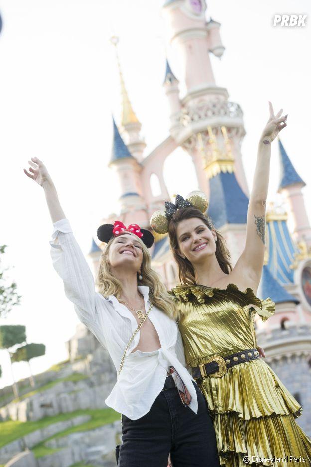 Festival du Roi Lion et de la Jungle : Disneyland Paris reçoit les top models de Chaos Magazine Naomi Campbell, Candice Swanepoel, Sara Sampaio, Romee Stridj, Isabeli Fontana, Cara Taylor