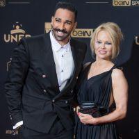 """Pamela Anderson : la fin de la guerre contre Adil Rami ? """"je ne peux pas tout lui mettre sur le dos"""""""