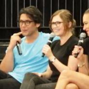 Eliza Taylor (The 100) et Bob Morley se confient sur leur mariage au Comic Con de Montreal
