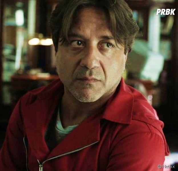 Enrique Arce (La Casa de Papel) insulté à cause d'Arturo