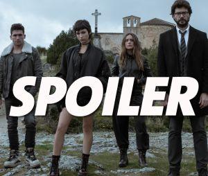 La Casa de Papel saison 3 : (SPOILER) vivant ? Voilà pourquoi c'est peu probable