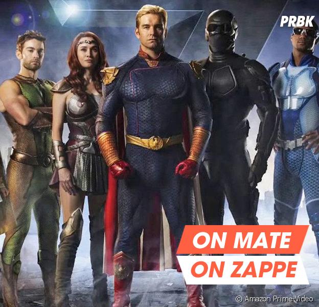 The Boys : faut-il regarder la série de super-héros d'Amazon Prime ?
