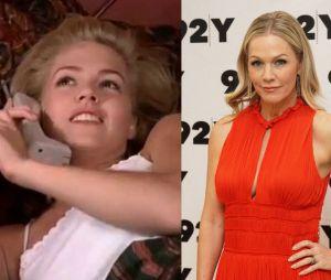 Beverly Hills 90210 : Jennie Garth (Kelly) au début de la série VS aujourd'hui