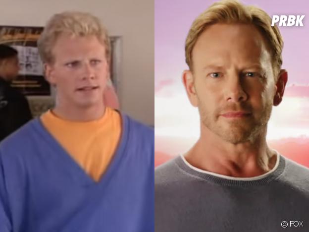 Beverly Hills 90210 : Ian Ziering (Steve) au début de la série VS aujourd'hui