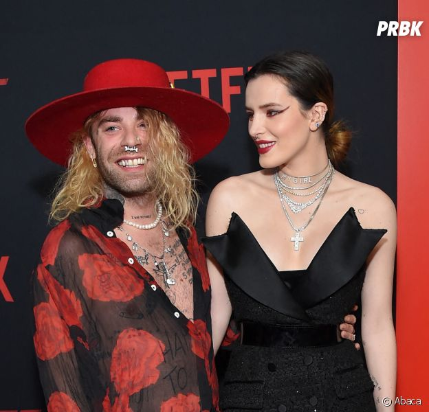 Bella Thorne clashe encore son ex Mod Sun et assure qu'ils ne se sont jamais mariés, il réagit