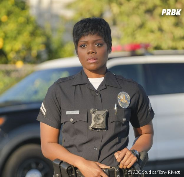 The Rookie saison 2 : Afton Williamson s'en va, Talia Bishop tuée ? On a la réponse