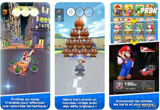 Mario Kart Tour a sa date de sortie : rendez-vous le 25 septembre sur iOS et Android