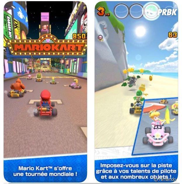 Mario Kart Tour : la date de sortie sur iOS et Android dévoilée par Nintendo