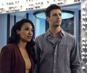 "The Flash saison 6 : image de l'épisode 1 intitulé ""Into the Void"""