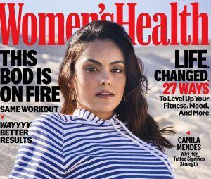 Camilla Mendes de Riverdale se confie en couverture de Women's Health