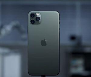 L'iPhone 11 Pro présentée en vidéo