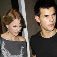 Taylor Swift ... Elle aime toujours Taylor Lautner