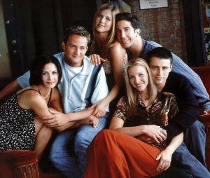 Friends :une intrigue a failli être censurée... dès le premier épisode