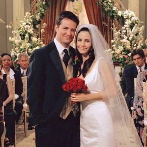 Friends : à l'origine, Monica et Chandler ne devaient pas rester en couple selon les créateurs