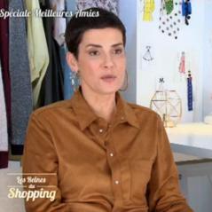 Les Reines du Shopping : Cristina Cordula s'énerve contre un vendeur pour une histoire de sandales
