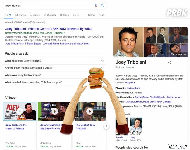 Friends : la série a 25 ans, les acteurs et Google célèbrent l'anniversaire