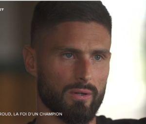 """Olivier Giroud sur l'homosexualité dans le foot : """"Si moi-même je l'étais, je ne pense pas que je le dirais"""""""