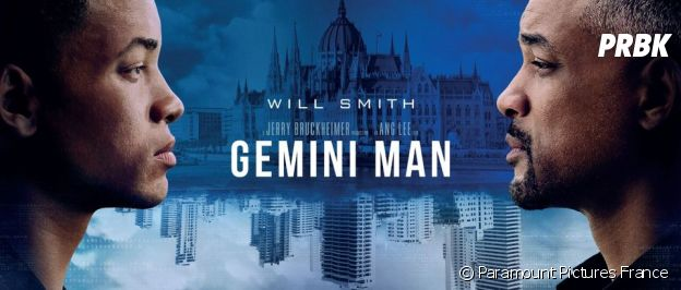 Gemini Man avec Will Smith et Mary Elizabeth Winstead.