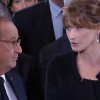François Hollande révèle enfin ce qu'il a dit à Carla Bruni... et vous allez être déçus