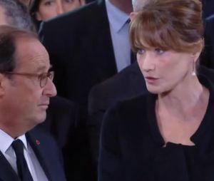 François Hollande dévoile ce qu'il a dit à Carla Bruni... et vous allez être déçus