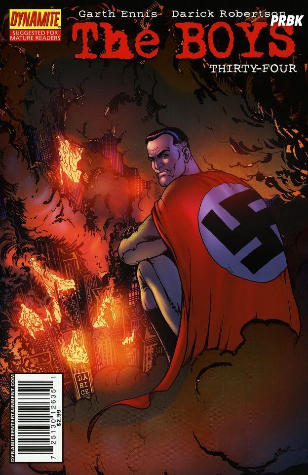 The Boys saison 2 : un grand méchant nazi au programme avec Stormfront
