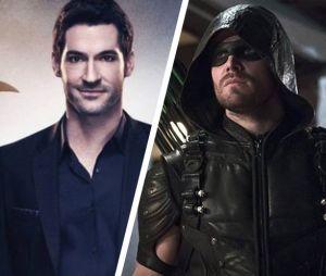 Lucifer saison 5 : Tom Ellis au casting du crossover de Arrow et The Flash ? C'est la folle rumeur