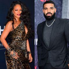 Rihanna et Drake, c'est reparti ? Les ex ont kiffé leur soirée