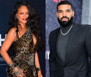 Rihanna et Drake de nouveau proches : ils se sont éclatés à l'anniv du rappeur