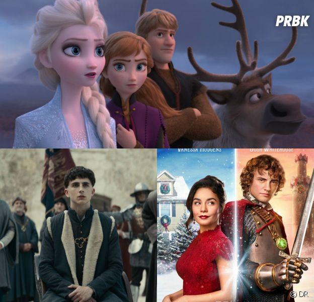 La Reine des Neiges 2, Le Roi... 8 films à voir en novembre 2019