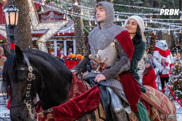 Vanessa Hudgens dans The Knight Before Christmas