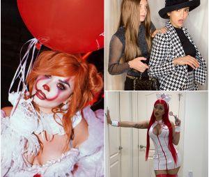 Demi Lovato, Nina Dobrev, Cardi B... les premiers déguisements des stars pour Halloween