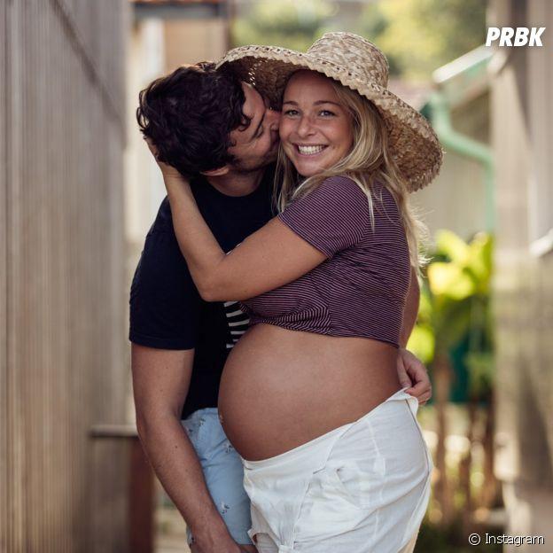Cindy (Koh Lanta) et son chéri Thomas sont les heureux parents d'une petite fille