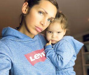 Julia Paredes avec sa fille Luna