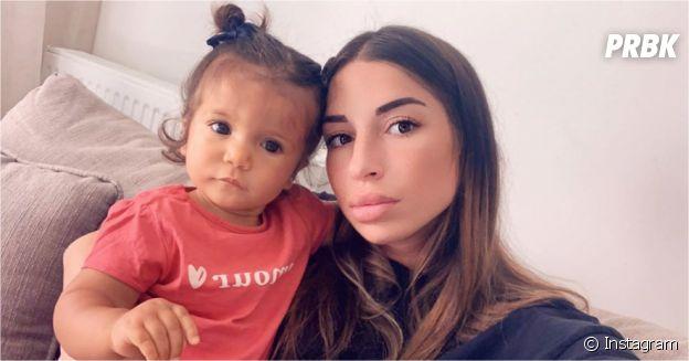 Liam Di Benedetto pose avec sa fille Joy sur Instagram