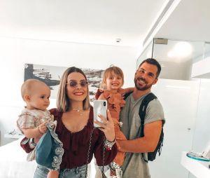 Alexia Mori pose en famille sur Instagram