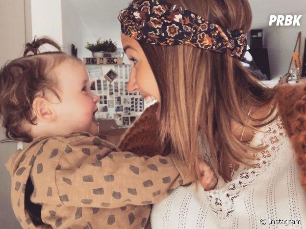 Tiffany (Mariés au premier regard) avec sa fille Romy