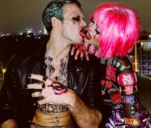 Halloween 2019 : Caroline Receveur et Hugo Phiip... Les meilleurs costumes de stars