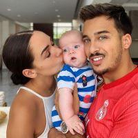 Jazz et Laurent publient une photo de leur fils Cayden intubé après sa noyade