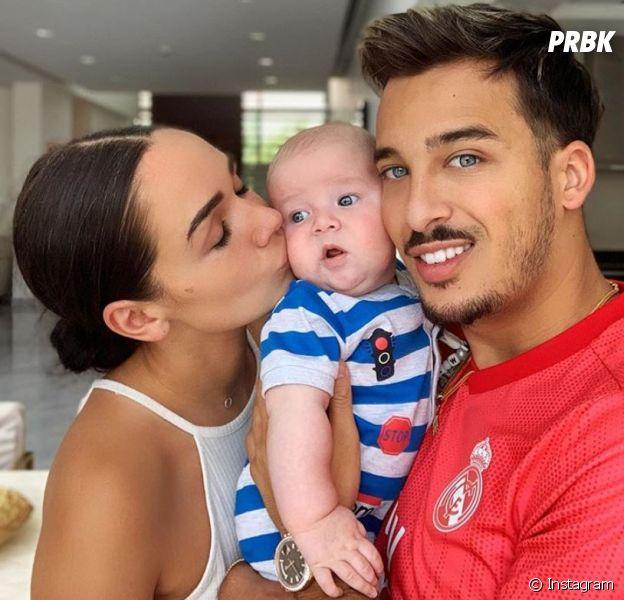 Jazz et Laurent : leur fils Cayden sauvé et sorti de l'hôpital, ils dévoilent une photo du bébé intubé