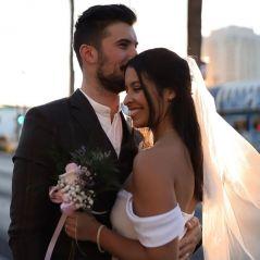 """Ali et Alia (Secret Story 9) mariés : ils se sont dits """"oui"""" une 2ème fois à Las Vegas"""