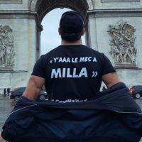 """""""Y a le mec à Milla"""" : Mujdat annonce vouloir déposer la marque"""