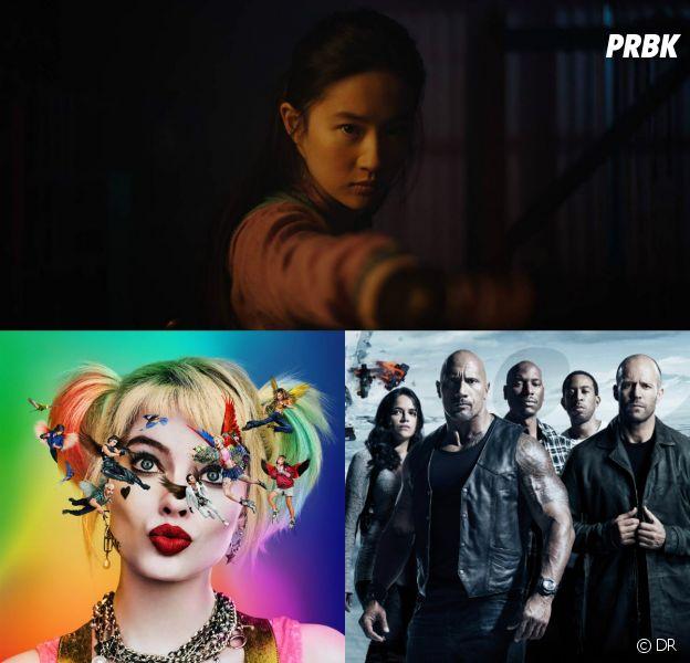 Mulan, Birds of Prey, Fast and Furious 9...  10 films qu'on a hâte de voir en 2020