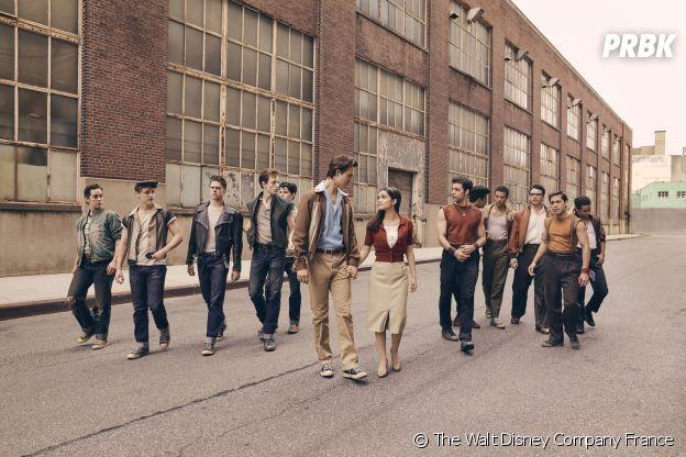 Le casting de West Side Story
