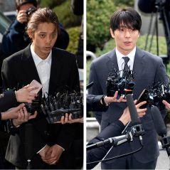 Deux stars de K-pop condamnées à de la prison ferme pour viol en réunion