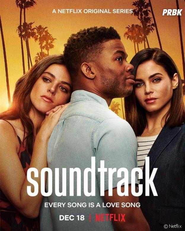 Soundtrack : la série musicale avec Jenna Dewan (l'ex femme de Channing Tatum) arrive le 18 décembre 2019 sur Netflix
