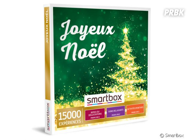 Le coffret Smartbox à 29,90€