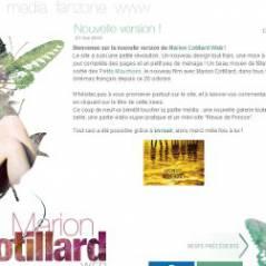 Le site du jeudi ... interview d'Amélie (m-cotillard.com)