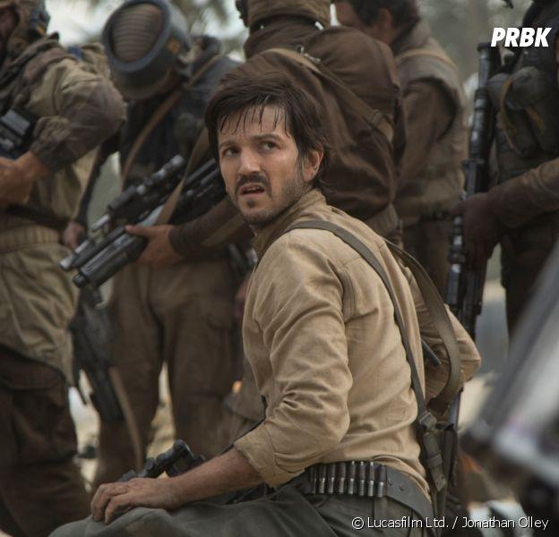 Rogue One : bientôt une série sur Cassian Andor joué par Diego Luna
