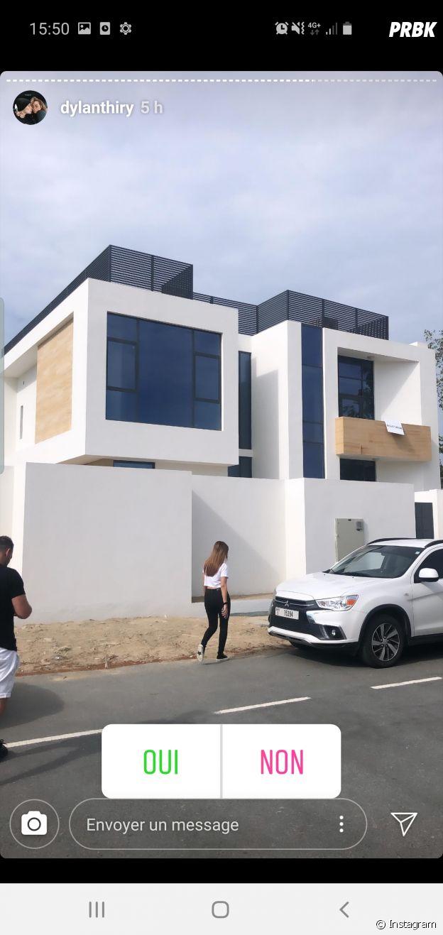 Fidji Ruiz et Dylan Thiry emménagent ensemble à Dubaï : les candidats de La Villa, la bataille des couples 2 annoncent la bonne nouvelle sur Instagram